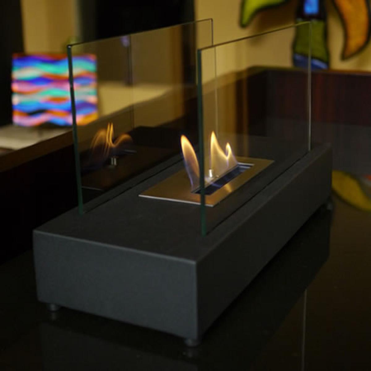 Nu Flame Incendio Bioethanol Tabletop Fireplace