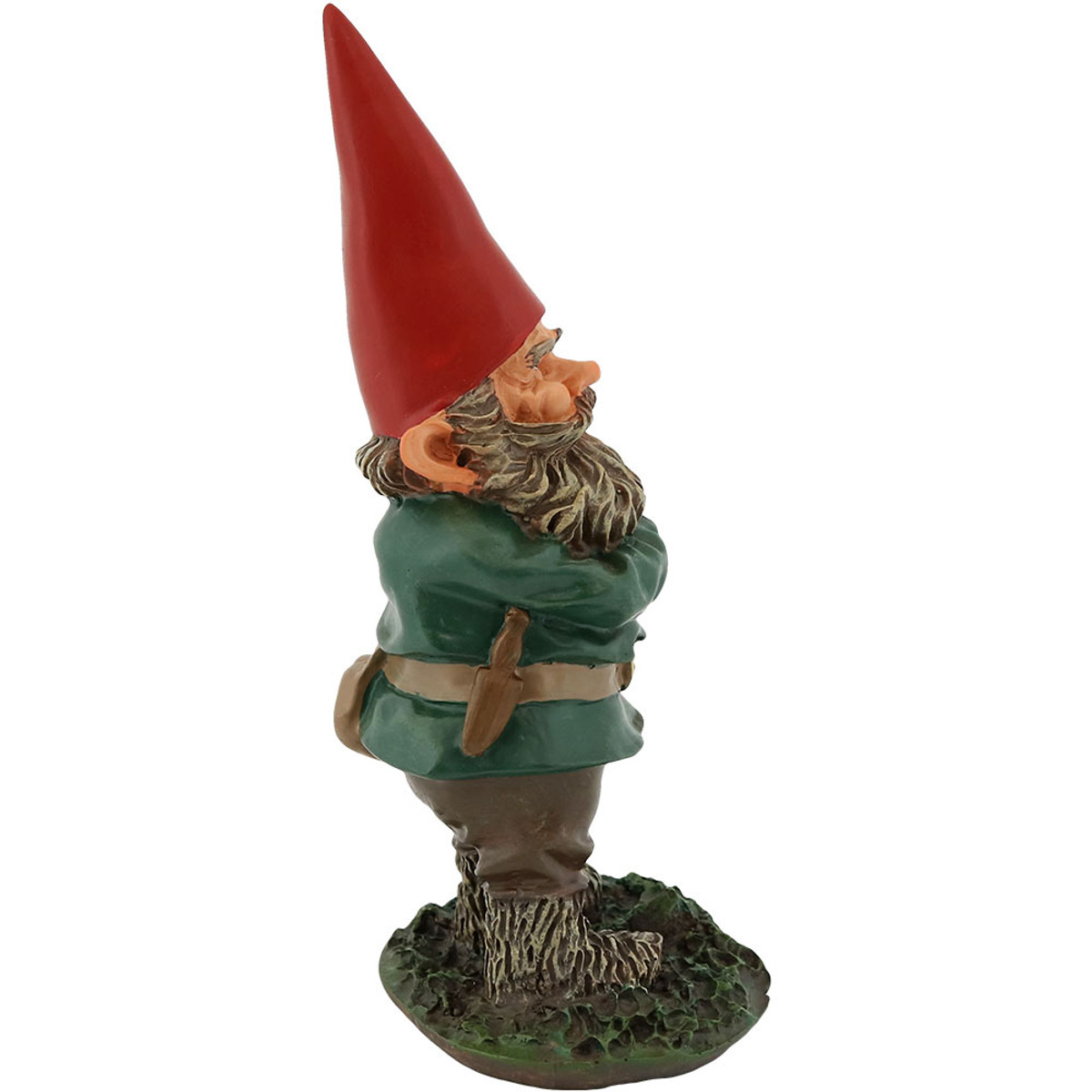 "Timothy The Gnome, 9"" Tall By Sunnydaze Decor"