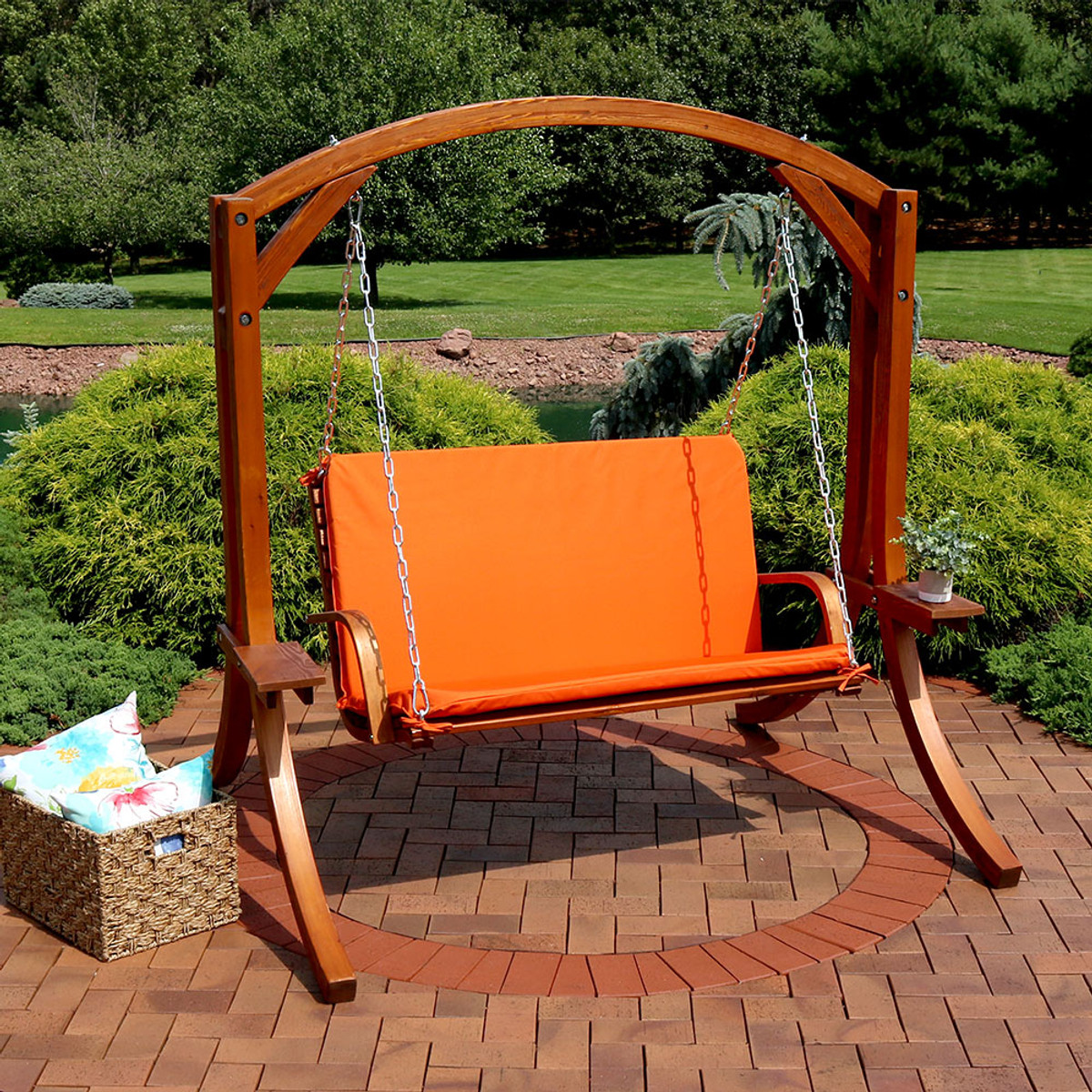 s idea living moon regarding lovely cypress swing deck patio house room chair swings your fabulous chairs porch