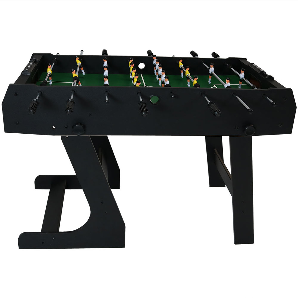Sunnydaze 48 Inch Folding Foosball Game Table
