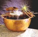 Gentle Flow Tabletop Fountain #1004