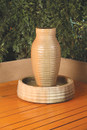 "Gist Decor Amphora Water Fountain - 41"" Tall"