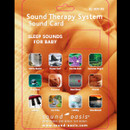 Sound Oasis Sleep Sounds for Baby Sound Card for S-650 Sound Machine