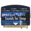 Sound Oasis Sounds for Sleep Sound Card for S-550 Sound Machine