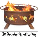 Western Fire Pit