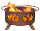 Brigham Young University Fire Pit