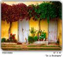 De La Boulangerie Canvas Wall Art