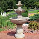 Birds' Delight Outdoor Water Fountain
