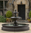 Caterina Fountain in Basin by Campania International