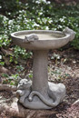 Catnap Birdbath by Campania International