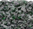 Ponderosa Green Recycled Fire Glass