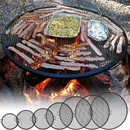 Sunnydaze Fire Pit X-Marks Cooking Grill