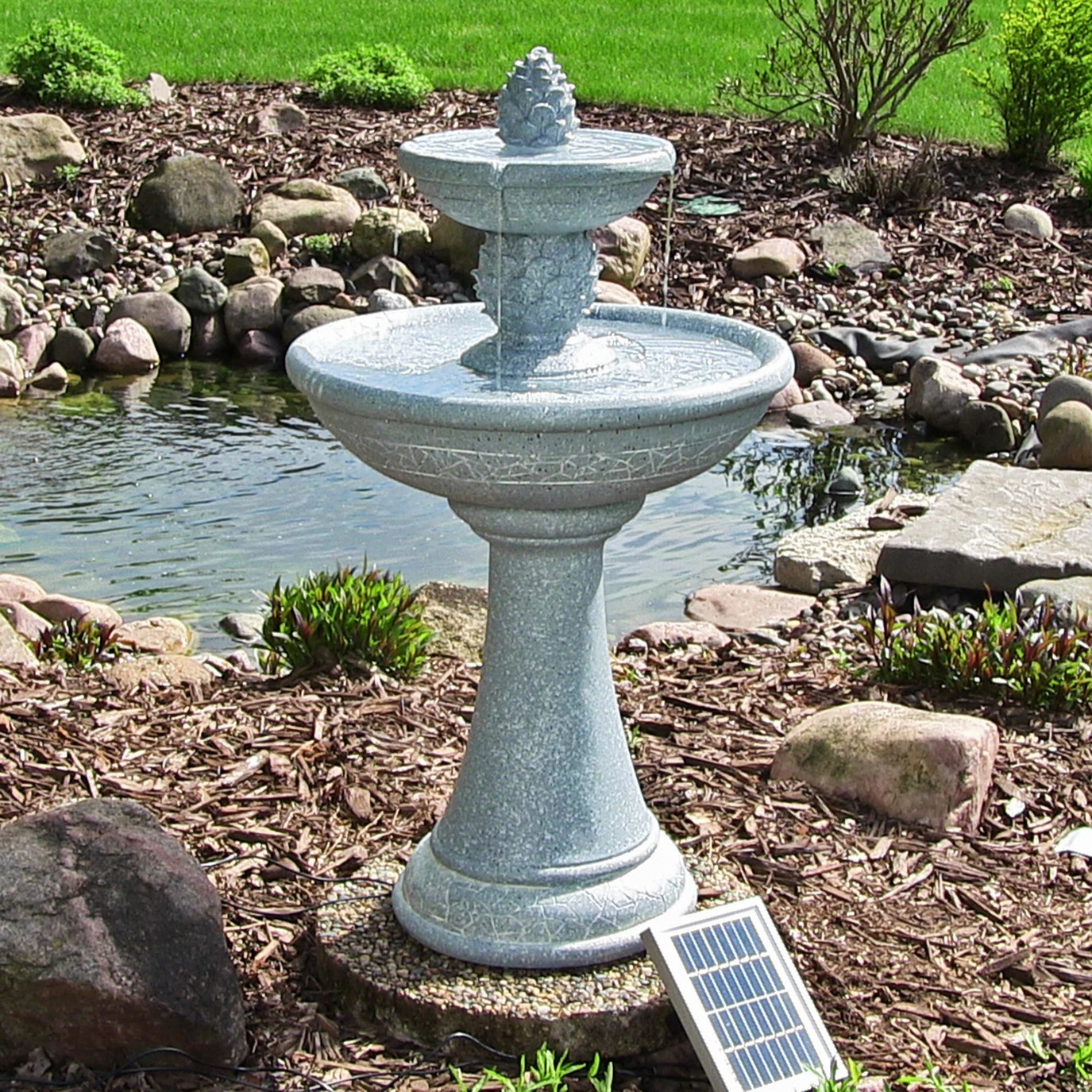 Solar Fountains Largest Selection Of Solar Powered