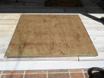 DeckProtect Fire Pit Pad