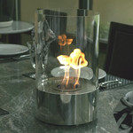Nu-Flame Accenda Tabletop Ethanol Fireplace