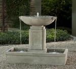 Austin Outdoor Fountain by Campania International