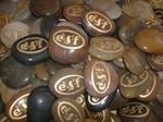 "Engraved Stones Bulk Orders - 2-3"""