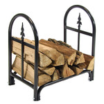 Sunnydaze Decorative Firewood Log Rack