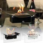 Sunnydaze Zen Ventless Tabletop Bio Ethanol Fireplace