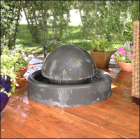 Bell Fountain by Gist Decor