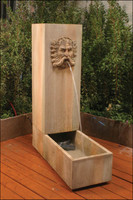 Water Trough Garden Fountain
