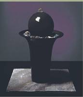 Gentle Presence Tabletop Fountain - Large #1020