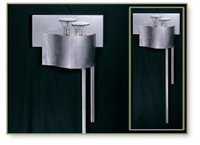 Stainless Steel Impress Fountain