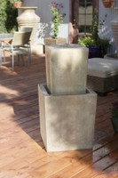 Squared Outdoor Fountain