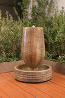 Trunk Outdoor Fountain by Gist Decor