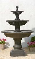 Vicobello Tiered Fountain by Campania International