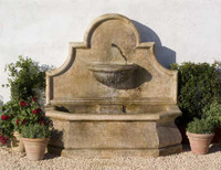 Andalusia Garden Fountain by Campania International