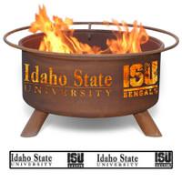 Idaho State Fire Pit