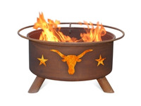 University of Texas Fire Pit
