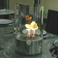 Nu-Flame Accenda Tabletop Ethanol Fireplace