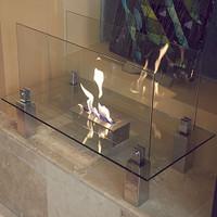 Nu-Flame Freestanding Fiero Ethanol Fireplace