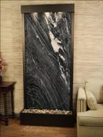 Tranquil River Floor Fountain Flush Mount Indoor