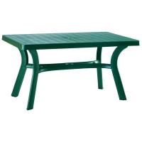 "Sunrise Resin Rectangle Table 55"""