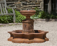 Beauvais Outdoor Water Fountain by Campania International
