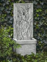 Dragonfly Wall Fountain by Campania International