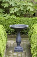 Williamsburg Candlestand Birdbath by Campania International