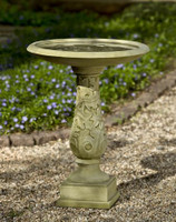 Campania International Rousseau Birdbath