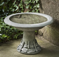 Campania International Small Dragonfly Birdbath