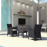 California Casual Seating Set (3 Pieces)