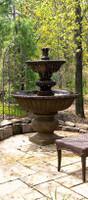 Henri Studio Cast Stone Siena Water Fountain