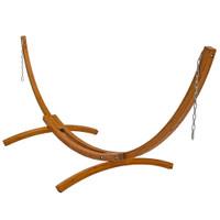 12' Wooden Hammock Stand