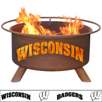 University of Wisconsin Fire Pit