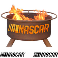 NASCAR Fire Pit