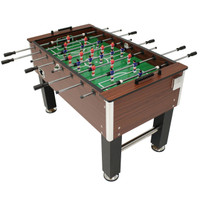 55-Inch Faux Wood Foosball Table