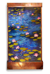 Giverny with Koi Wall Fountain