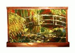 Japanese Bridge Wall Fountain